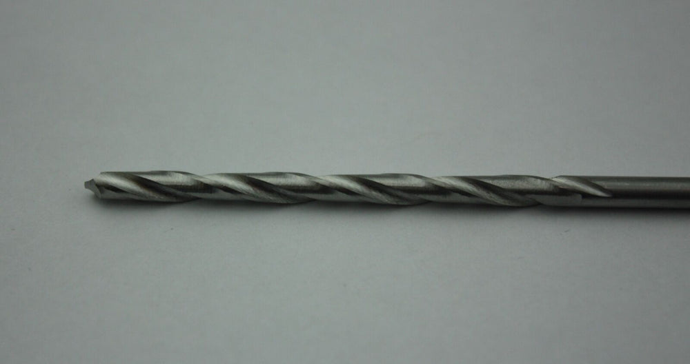 Stainless Steel Drill Bit 3.0mm - 105mm Length - Orthopedic Instrument