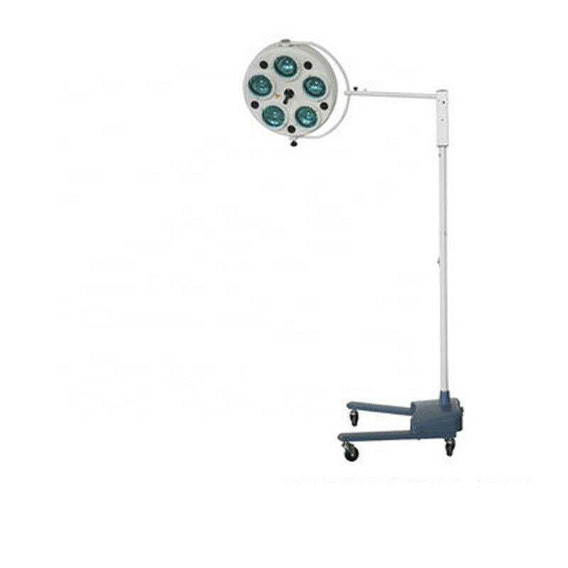 KM61 Floor Standing LED Shadowless Operating Lamp Animal Veterinary Equipment