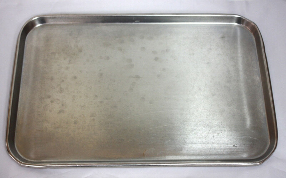 Stainless Steel Instrument/Drying Trays--unmarked (316GS)