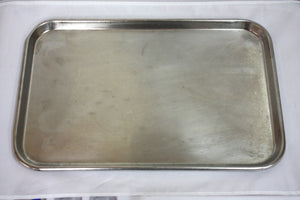 Vollrath 80190 Stainless Steel Mayo Tray (366GS)