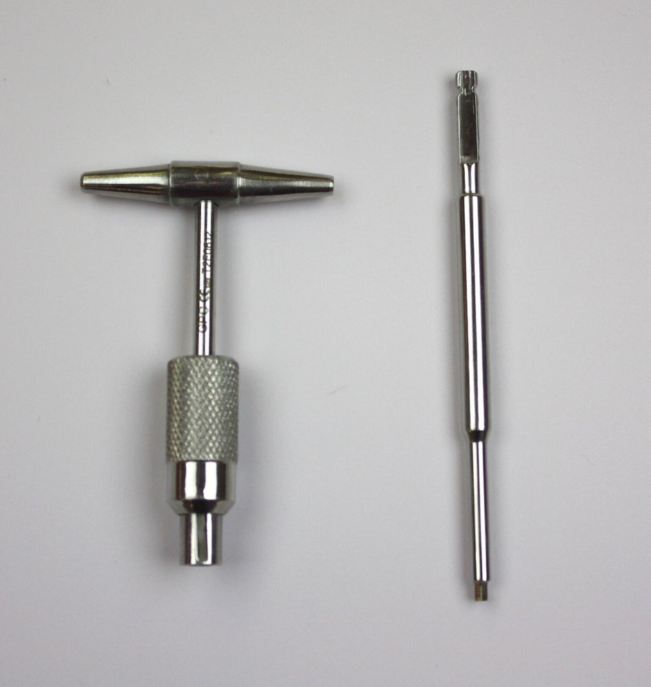 Quick Coupling Stainless Steel T Handle Orthopedic Instrument -  KeeboMed