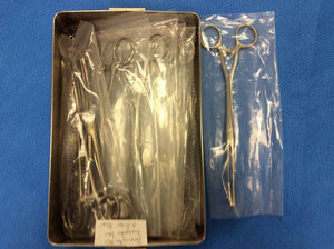 Lot of Triangle Jawed Pennington Forceps (202GS)
