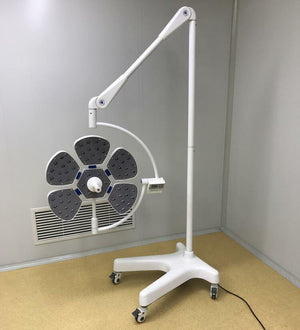 KML65 80000 Hours Life Osram LED Surgical Floor Operation Lamp