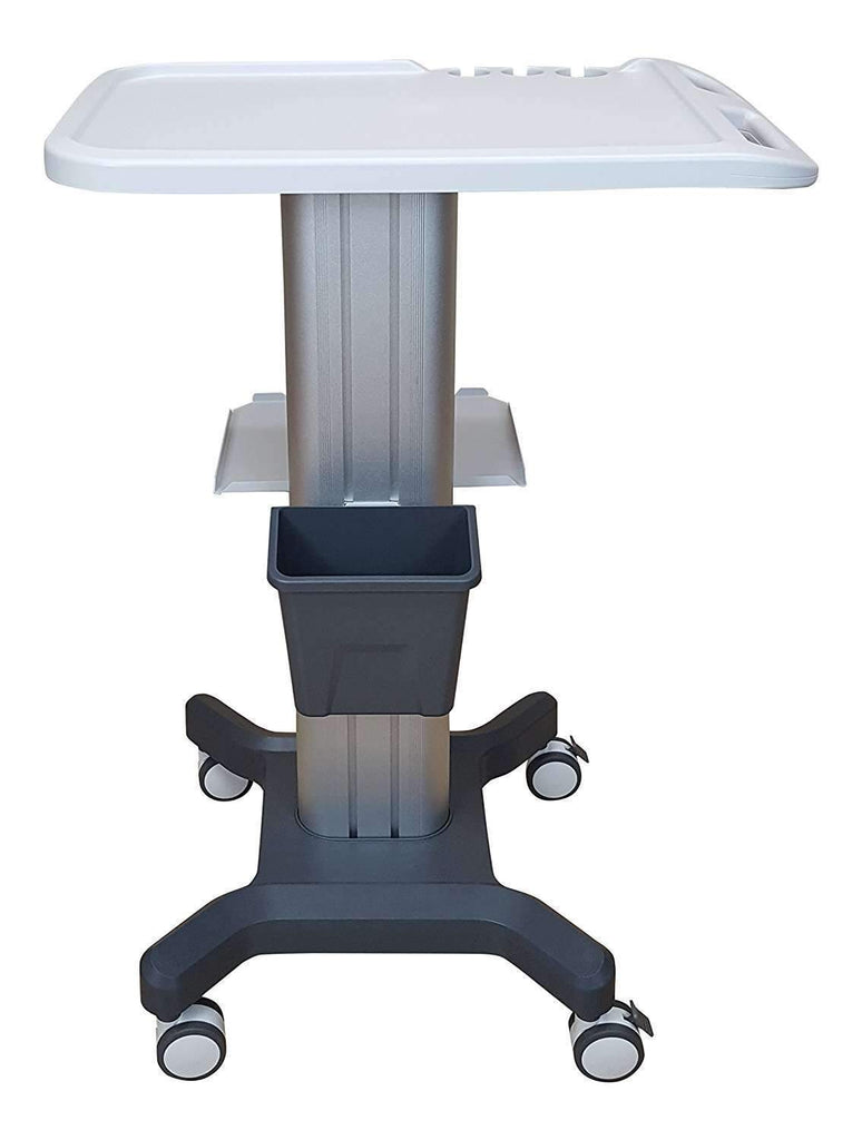 "Medical-Cart Trolley for Portable Ultrasound Machines; Keebomed KM-1, 32"" Height"