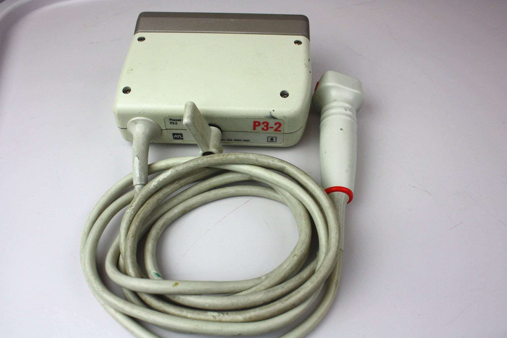 ATL P3-2 CW Phased Array Cardiac Probe for HDI Series ultrasounds