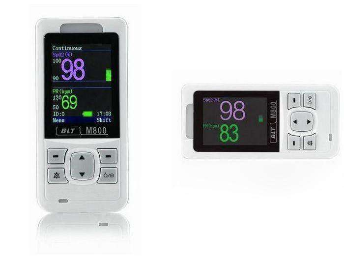 BLT M800Vet Pulse Oximeter With ECG