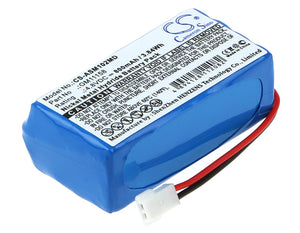 CS-ASM102MD Medical Replacement Battery for Air Shields-Vickers