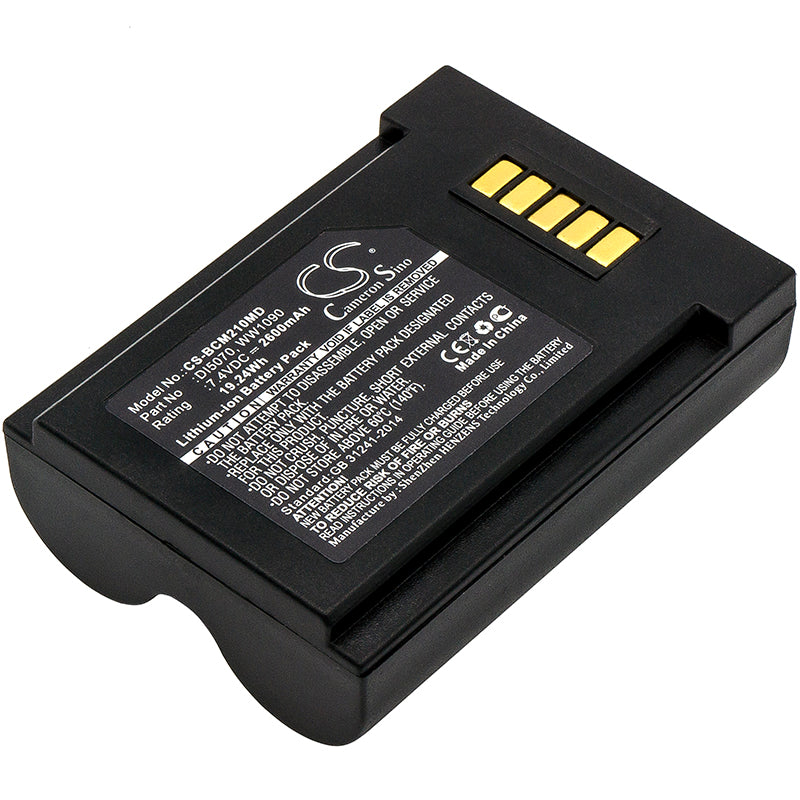 CS-BCM210MD Medical Replacement Battery for BCI
