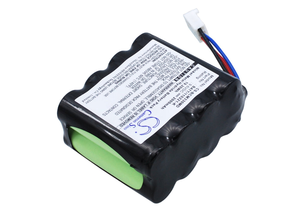 CS-BCM330MD Medical Replacement Battery for BCI