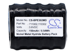 CS-BPE302MD Medical Replacement Battery for Baxter and Biohit