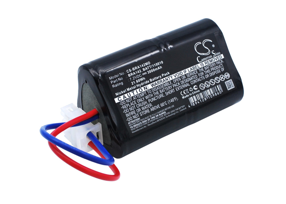CS-BRA142MD Medical Replacement Battery for Braun