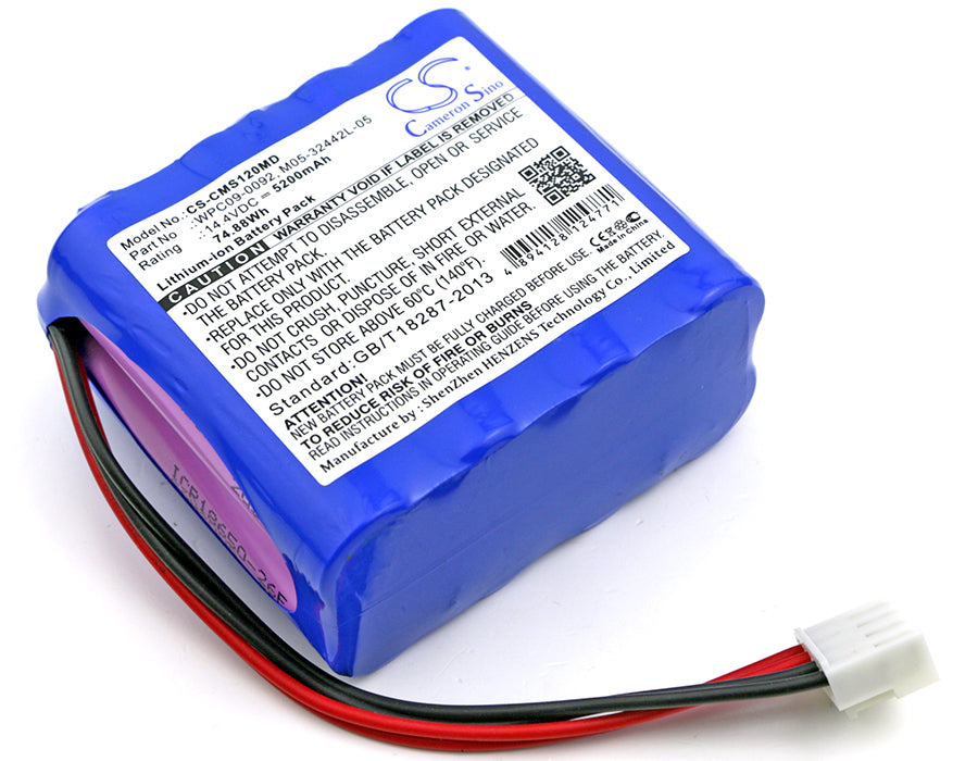 CS-CMS120MD Medical Replacement Battery for CONTEC