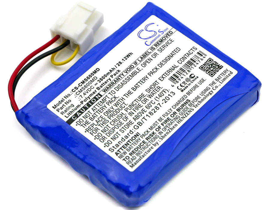 CS-CMS600MD Medical Replacement Battery for CONTEC