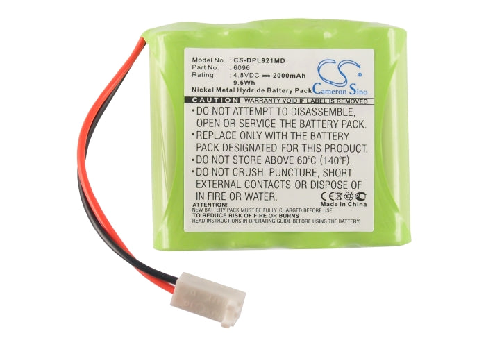 CS-DPL921MD Medical Replacement Battery for Delfi/Delphi