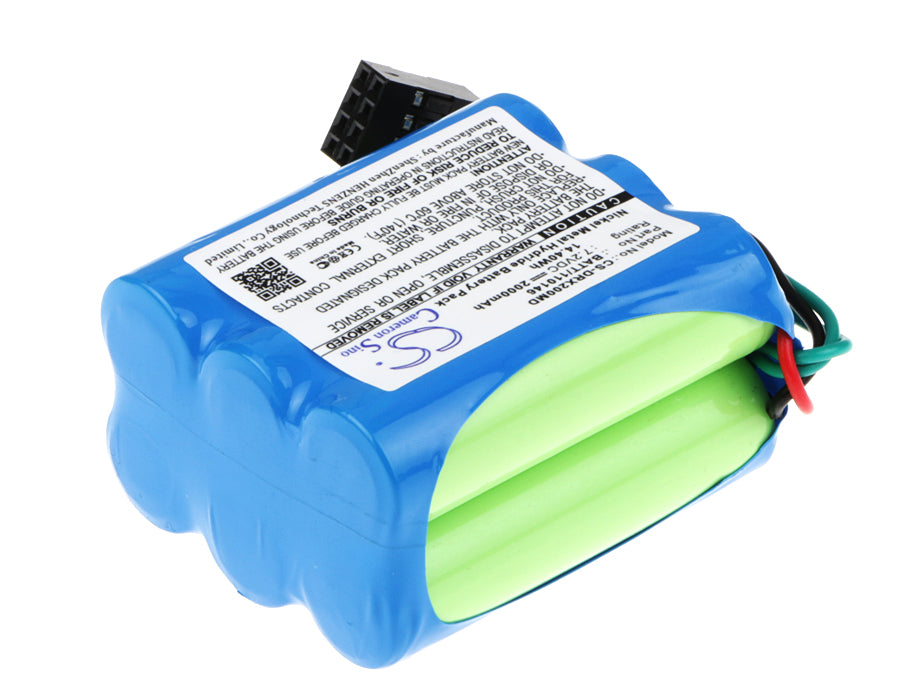 CS-DRX200MD Medical Replacement Battery for Drager