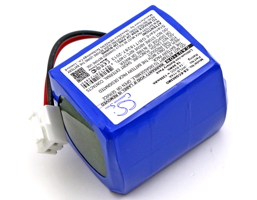 CS-ECG803MD Medical Replacement Battery for Biocare