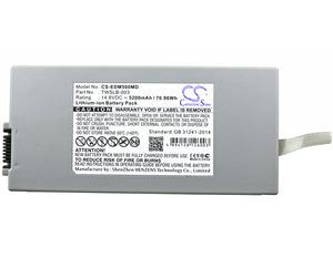 CS-EDM500MD Medical Replacement Battery for Edan