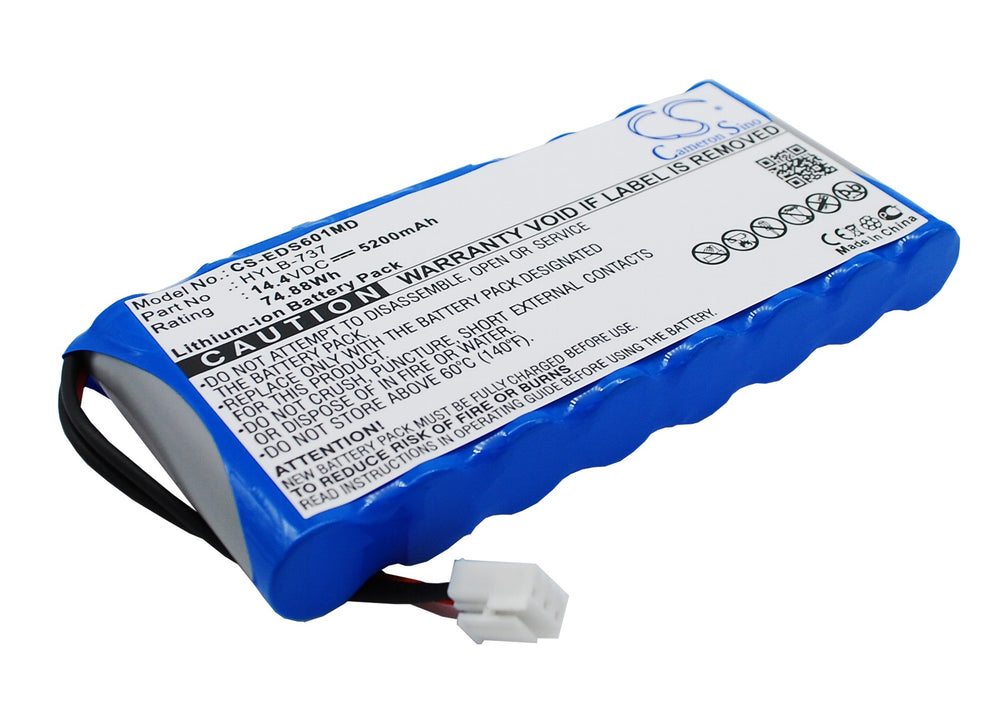 CS-EDS601MD Medical Replacement Battery for Edan