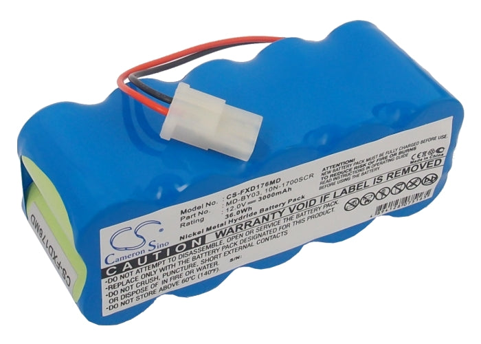 CS-FXD176MD Medical Replacement Battery for Fukuda