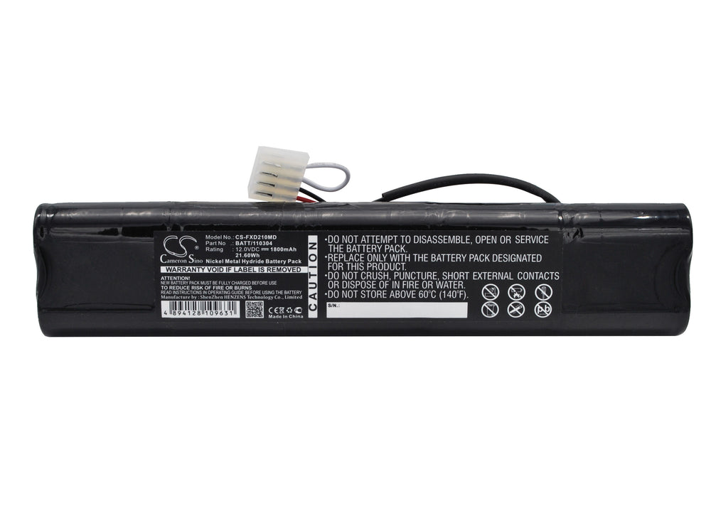 CS-FXD210MD Medical Replacement Battery for Fukuda