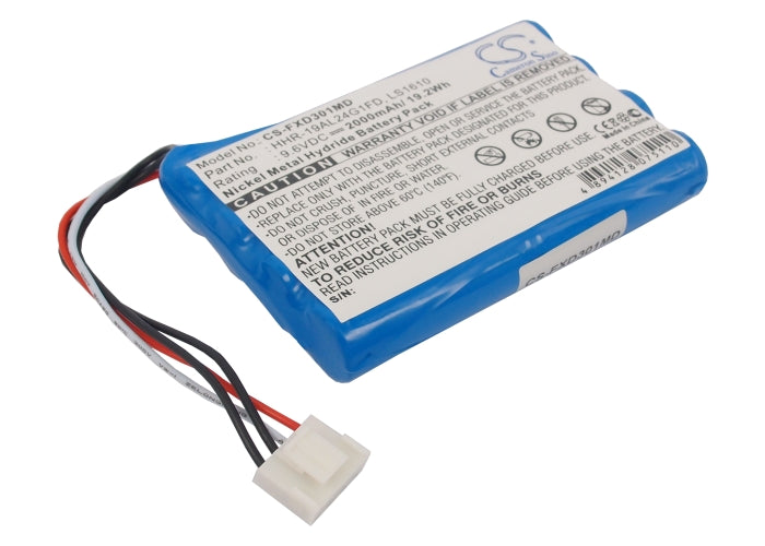 CS-FXD301MD Medical Replacement Battery for Fukuda