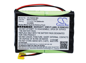 CS-FXE501MD Medical Replacement Battery for Fukuda