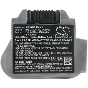 CS-GMC500MD Medical Replacement Battery for GE