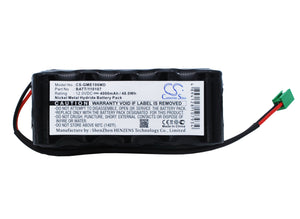 CS-GME106MD Medical Replacement Battery for Braun & GE