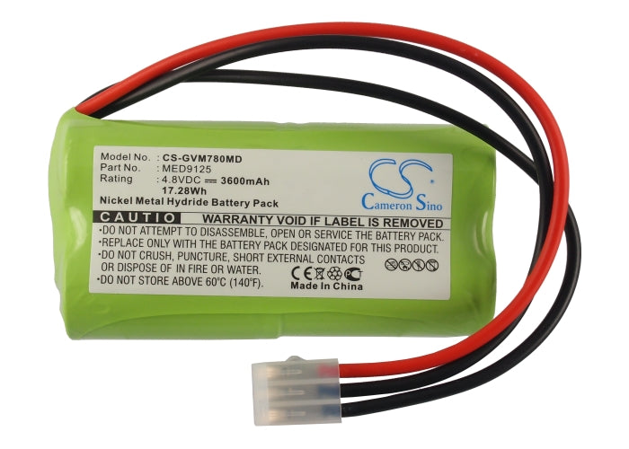 CS-GVM780MD Medical Replacement Battery for Ohmeda