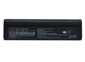 CS-HVA710MD Medical Replacement Battery for HP & JDSU