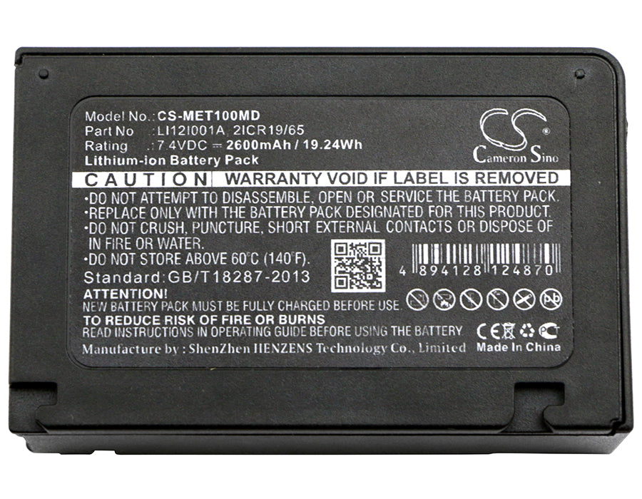 CS-MET100MD Medical Replacement Battery for Mindray