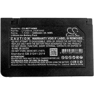 CS-MET100MX Medical Replacement Battery for Mindray
