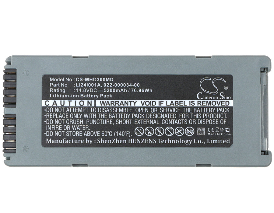 CS-MHD300MD Medical Replacement Battery for Mindray