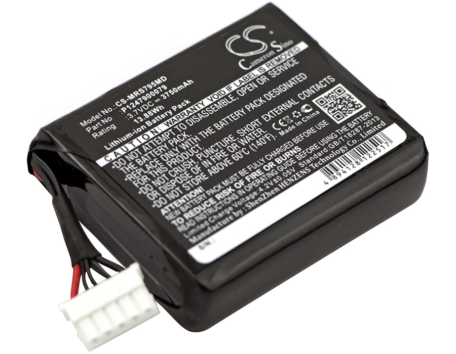 CS-MRS795MD Medical Replacement Battery for Masimo