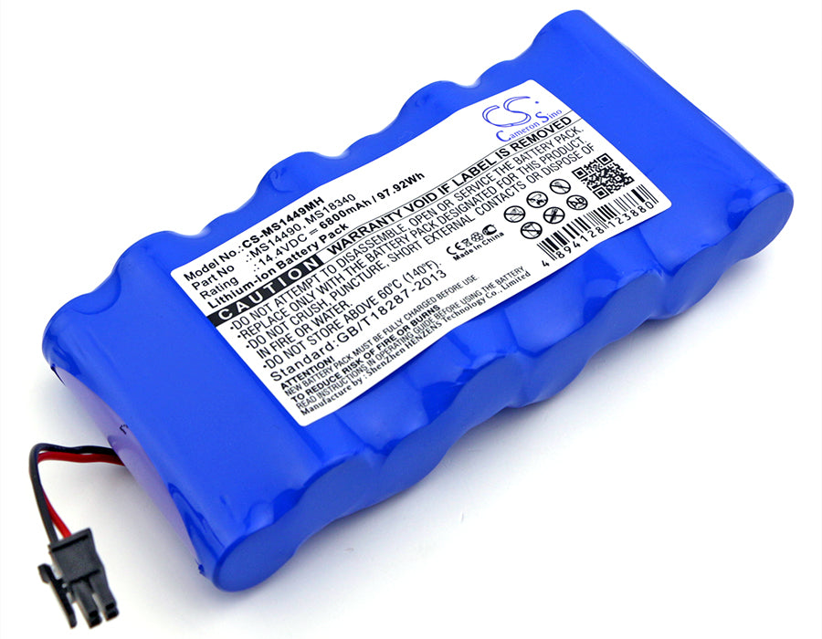 CS-MS1449MH Medical Replacement Battery for Drager