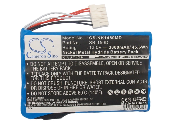 CS-NK1450MD Medical Replacement Battery for Nihon Kohden
