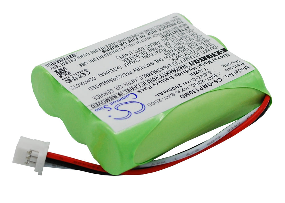 CS-OMP130MD Medical Replacement Battery for Omron