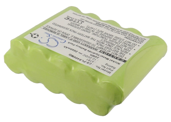 CS-PLS400MD Medical Replacement Battery for Palco Laboratories