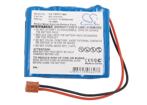 CS-TSN833MD Medical Replacement Battery for Thermo Scientific