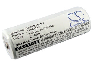 CS-WB710MD Medical Replacement Battery for Cardinal Medical /Diversified Medical