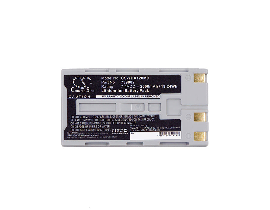 CS-YDA120MD Medical Replacement Battery for Yokogawa