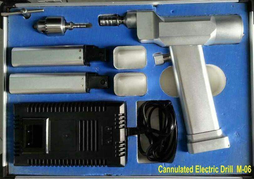 Cannulated Electric Drill M-6