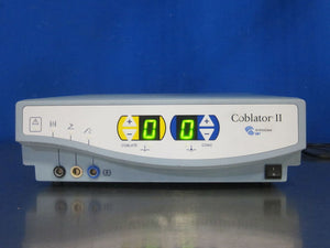 ARTHROCARE CORPORATION Coblator II Electrosurgical Unit