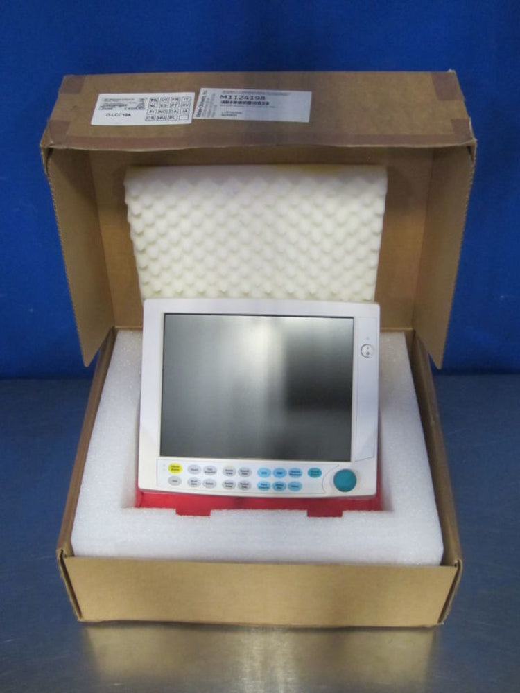 GE DATEX OHMEDA D-LCC12A-01 Anesthesia Monitor