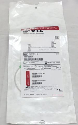 Merit Medical Merit Mak Guide Wire