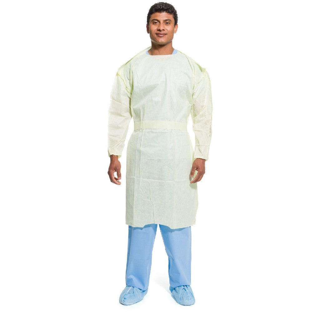 Halyard 69988 Tri-Layer AAMI2 Isolation Gown Size X-Large | KeeboMed