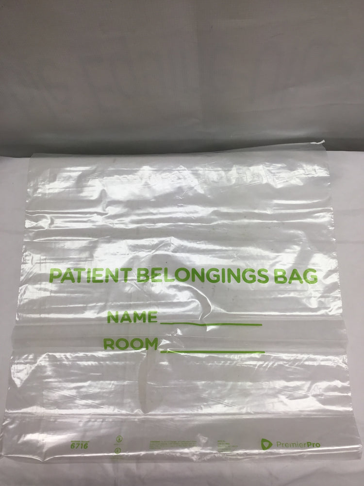 PremierPro Patient Belonging Bags