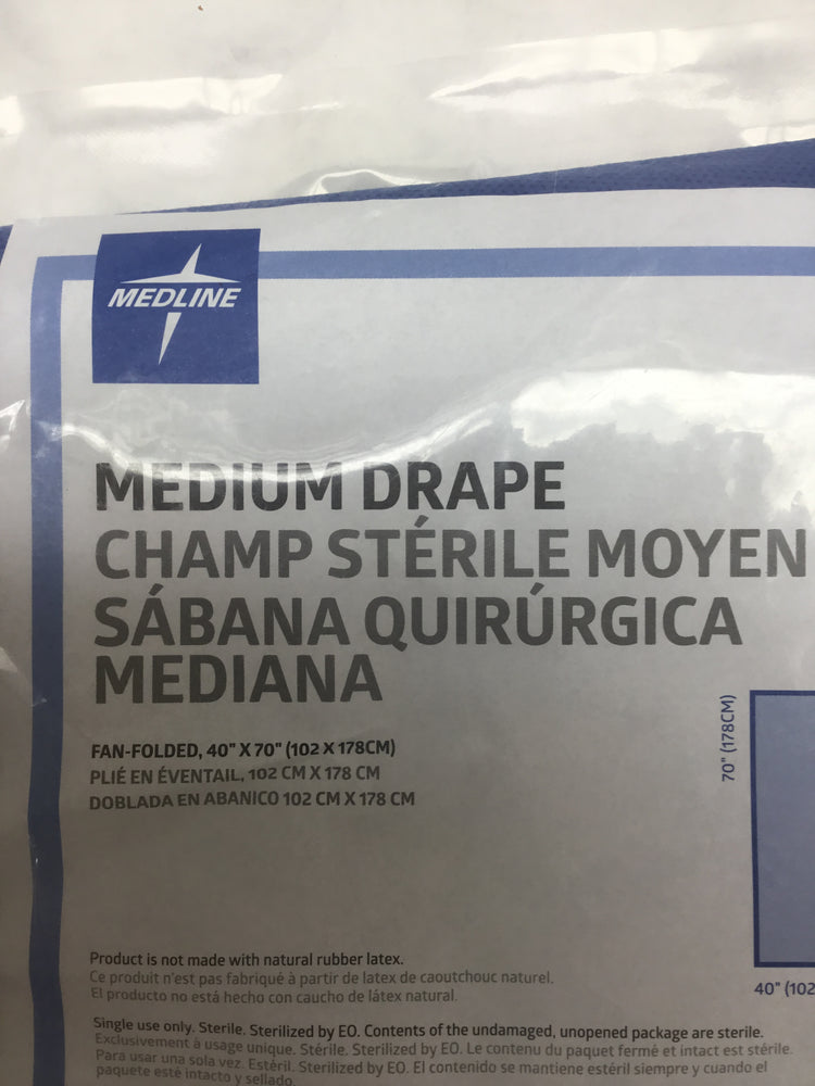 Medline Medium Drape