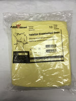 AMD Ritmed Isolation Examination Gown A-8009 - Medium/Large | KeeboMed