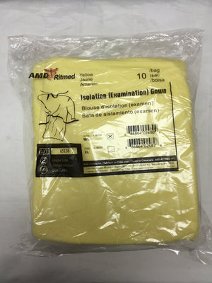 AMD Ritmed Isolation Examination Gown - Medium/Large